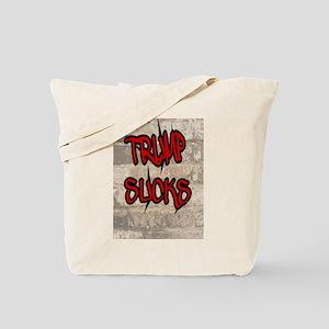 TRUMP SUCKS Tote Bag
