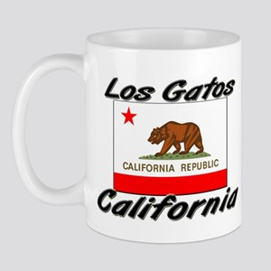 Los Gatos California Mug