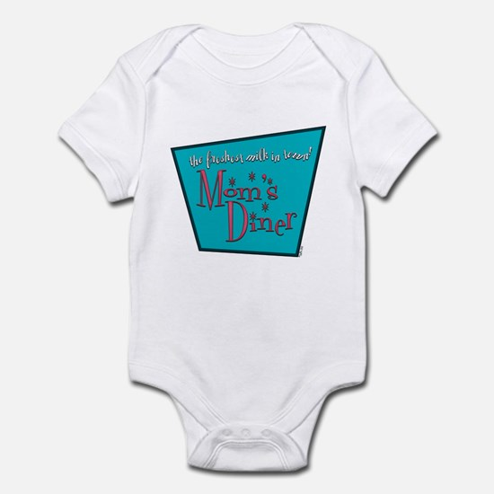 Mom's Diner Nursing Infant Bodysuit