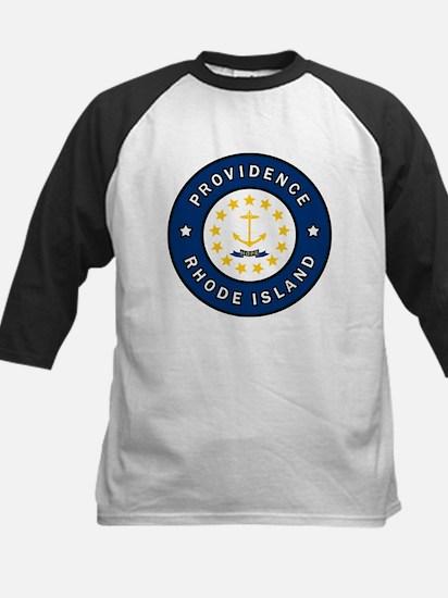 Providence Rhode Island Baseball Jersey