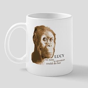 Easy Lucy Mug