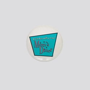 Mom's Diner Lactation Mini Button