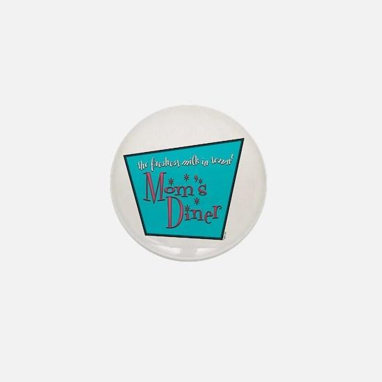 Mom's Diner Lactation Mini Button