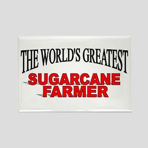 """The World's Greatest Sugarcane Farmer"" Rectangle"