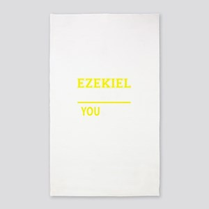 EZEKIEL thing, you wouldn't understand! Area Rug
