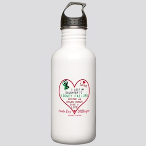 Personalize-Loss To Ki Stainless Water Bottle 1.0L