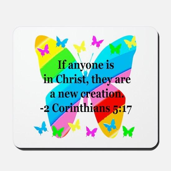 2 Corinthians 5:17 Mousepad
