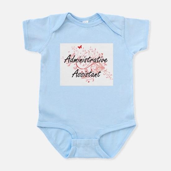 Administrative Assistant Artistic Job De Body Suit