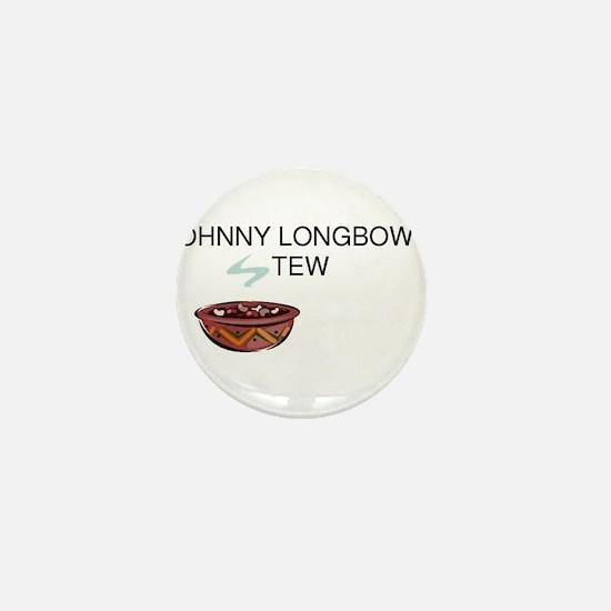 Johnny Longbow's Stew Mini Button