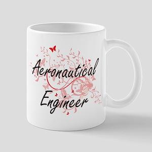 Aeronautical Engineer Artistic Job Design wit Mugs