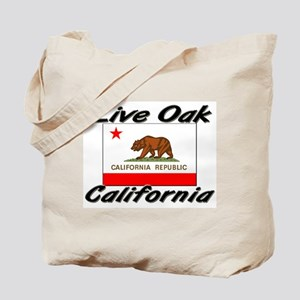 Live Oak California Tote Bag