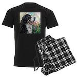 Bernese Mountain Dog Painting Pajamas
