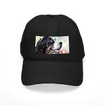 Bernese Mountain Dog Painting Baseball Hat