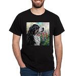 Bernese Mountain Dog Painting T-Shirt
