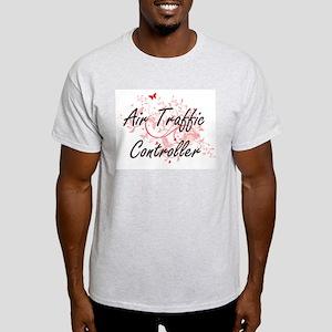 Air Traffic Controller Artistic Job Design T-Shirt