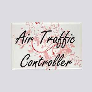 Air Traffic Controller Artistic Job Design Magnets