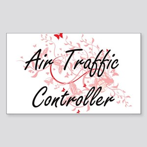 Air Traffic Controller Artistic Job Design Sticker