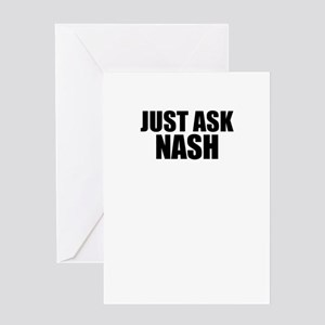 Just ask NASH Greeting Cards