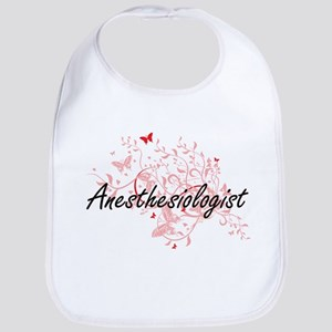 Anesthesiologist Artistic Job Design with Butt Bib