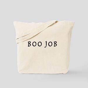 BOO JOB Tote Bag