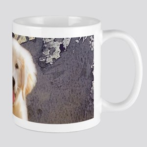 Golden Retriever Puppy Mugs