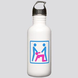 Kamasutra - Menage a T Stainless Water Bottle 1.0L