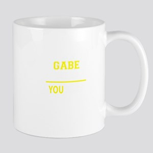 GABE thing, you wouldn't understand! Mugs