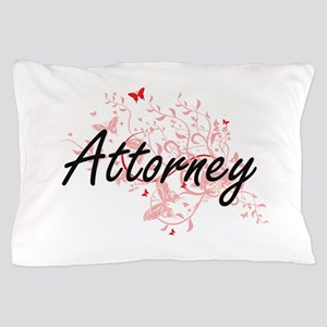 Attorney Artistic Job Design with Butt Pillow Case
