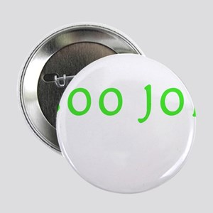 "BOO JOB GREEN 2.25"" Button (10 pack)"