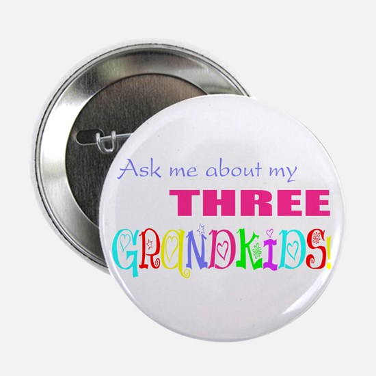 Three Grandkids Button