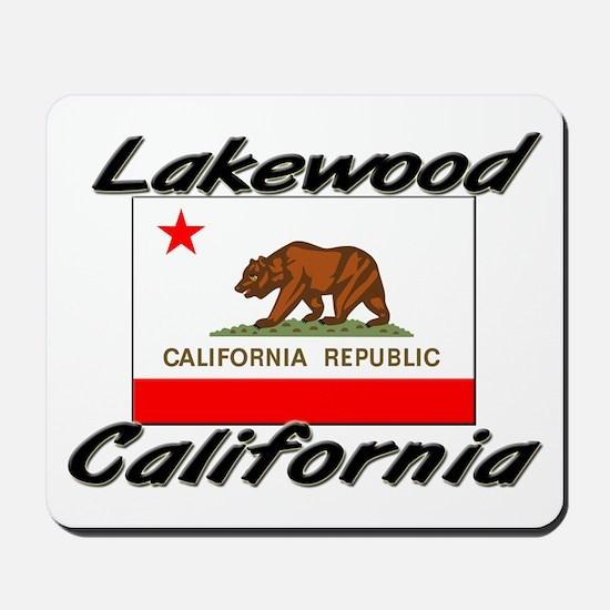 Lakewood California Mousepad