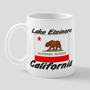 Lake Elsinore California Mug