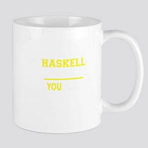 HASKELL thing, you wouldn't understand! Mugs