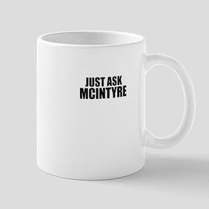 Just ask MCINTYRE Mugs