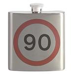90 Flask