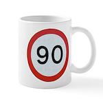 90 Mugs