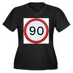 90 Plus Size T-Shirt