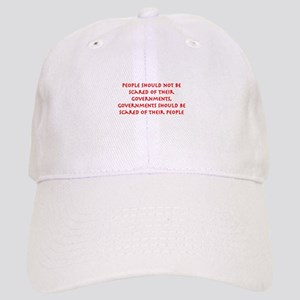 government red Cap