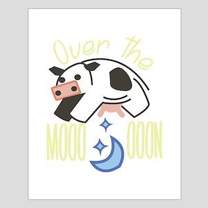 Over the Moooooon Posters