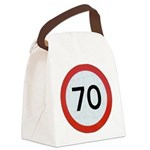 70 Canvas Lunch Bag