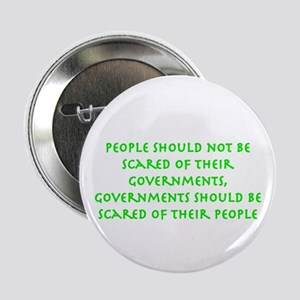 "governments green 2.25"" Button (10 pack)"