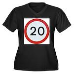 20 Plus Size T-Shirt