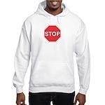Stop Jumper Hoody
