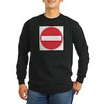 No entry Long Sleeve T-Shirt