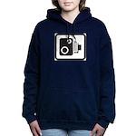 Camera Women's Hooded Sweatshirt