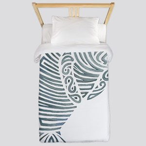 Tribal Manatee Twin Duvet