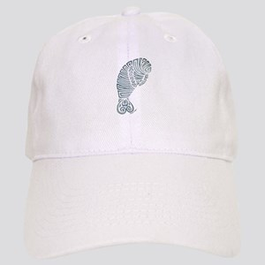 Tribal Manatee Cap