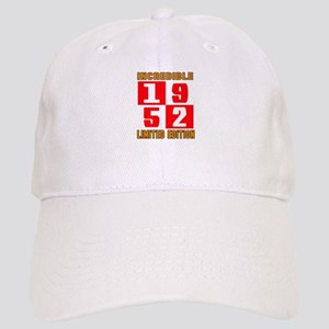 Incredible 1952 Limited Edition Cap
