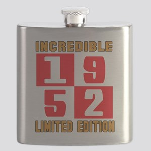 Incredible 1952 Limited Edition Flask