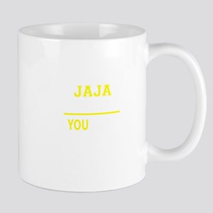 JAJA thing, you wouldn't understand! Mugs